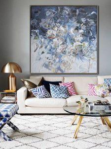 decoracion de salas color blanco (6)