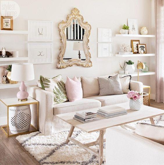 decoracion de salas color blanco (7)