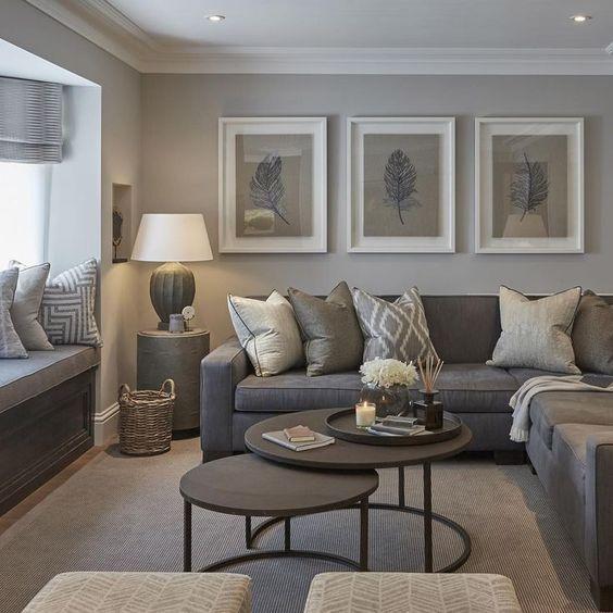 decoracion de salas color gris (4)