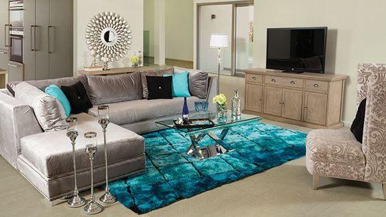 turquoise room decoration (2)