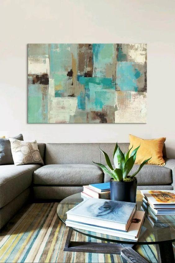 turquoise room decoration