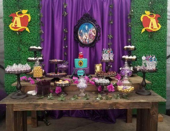Decoracion descendientes fiesta infantil decoracion de for Decoracion de interiores infantil