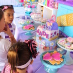 decoracion fiesta doctora juguetes