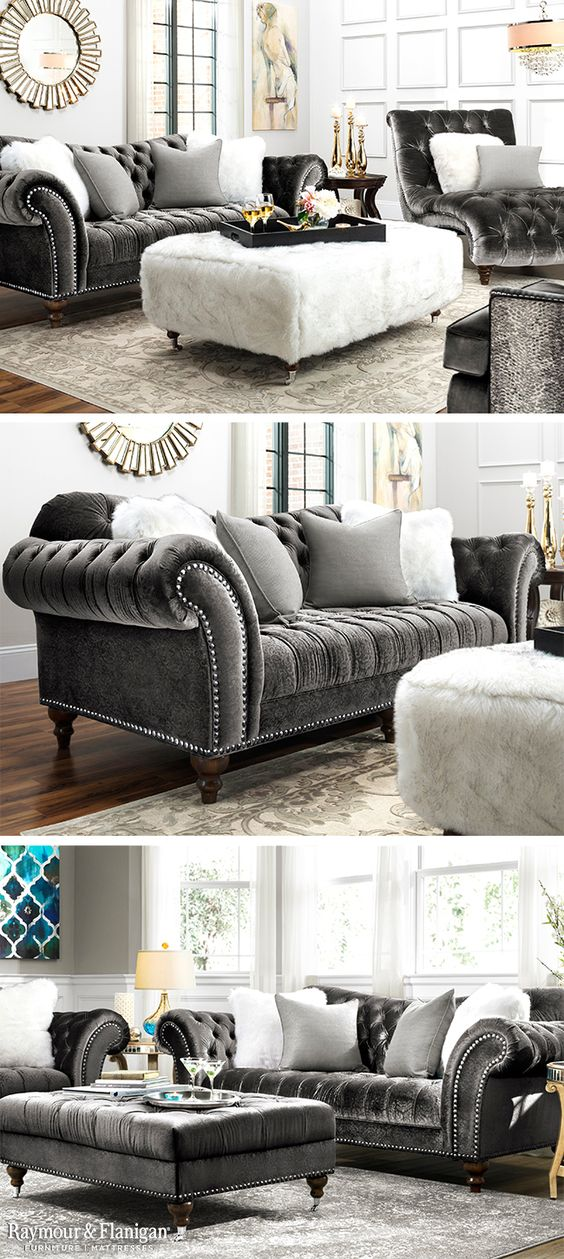 decoracion salas color gris (3)