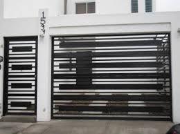 Diseno cocheras casas infonavit 2 decoracion de interiores fachadas para casas como - Puertas para cocheras electricas ...