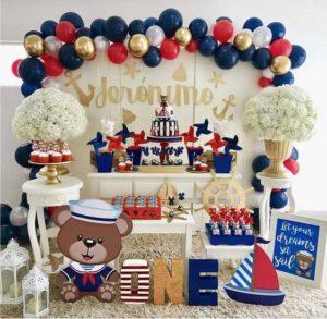 ideas de temas para fiestas del primer año niño