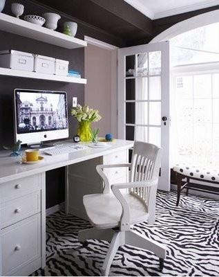 Ideas disenar y decorar una oficina en casa 10 - Disenar habitacion ikea ...