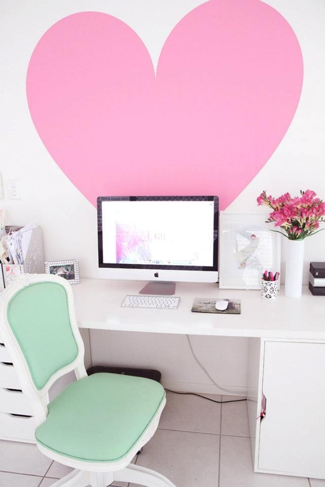Ideas para organizar nuestra oficina en casa con toques for Disenar mi oficina