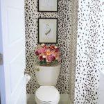 papel tapiz para baños pequeños