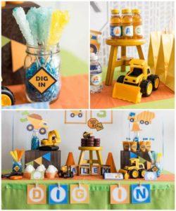 temas de cumpleaños de niños de 2 y 3 años
