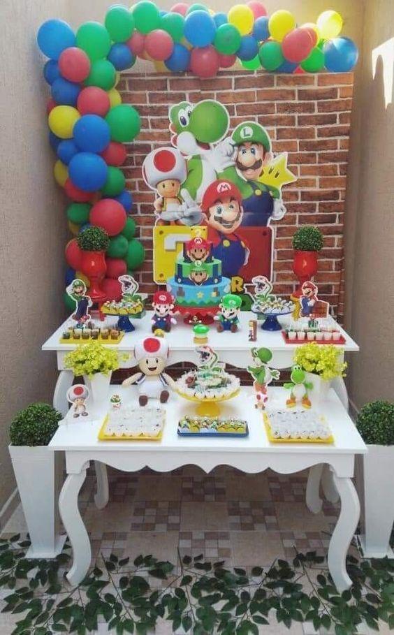 temas de fiesta de niños de 4 años