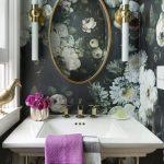 tendencia en tapices de baño 2018