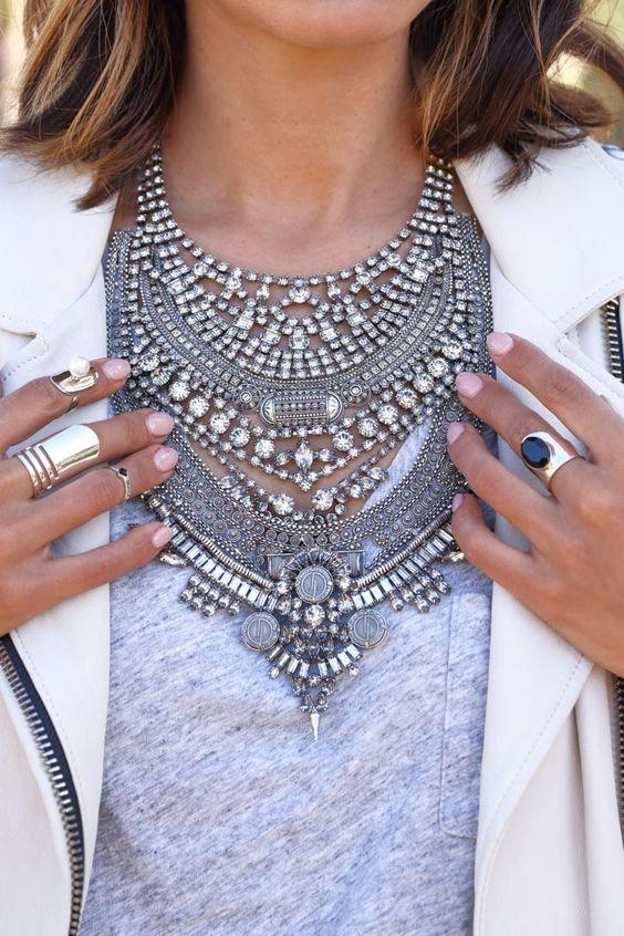 6ae1842997fd Collares de moda 2019 - 2020 (12)