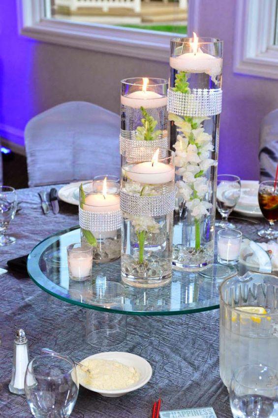 Decoracion de mesas para boda 38 decoracion de for Adornos d mesa para boda