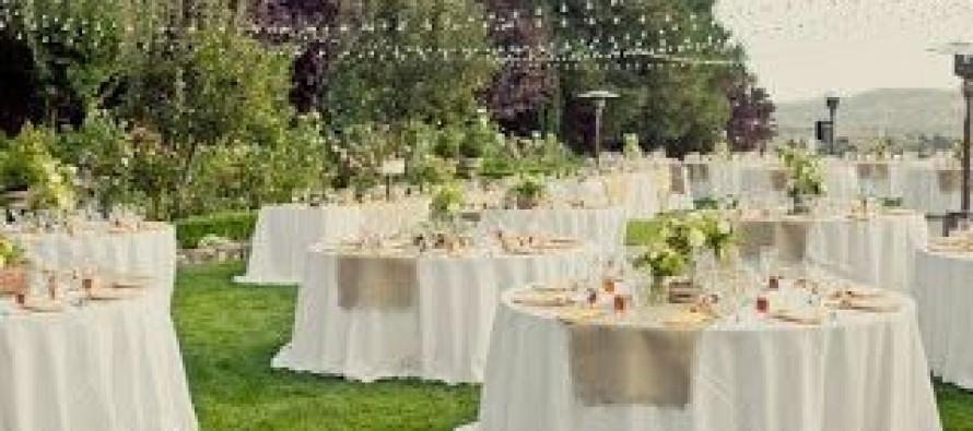 Decoracion de mesas para bodas curso de organizacion de for Arreglos de mesa para boda en jardin