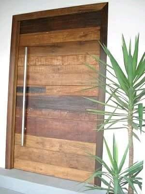 Diseno de puerta principal 4 decoracion de interiores for Diseno puerta principal