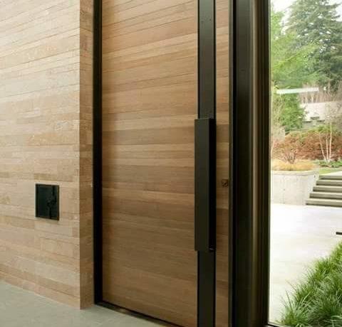 Ideas para diseño de puertas de entrada