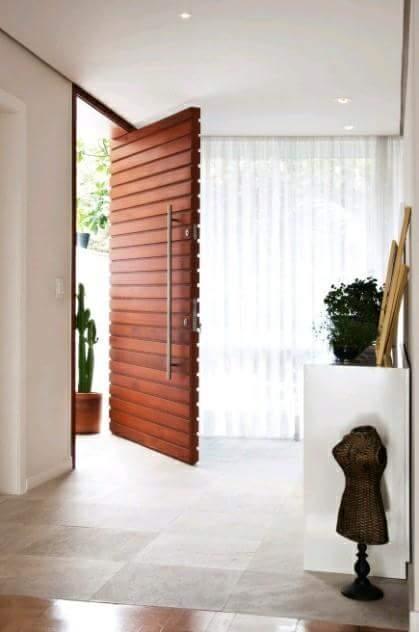 Diseno de puerta principal 9 decoracion de interiores for Diseno puerta principal