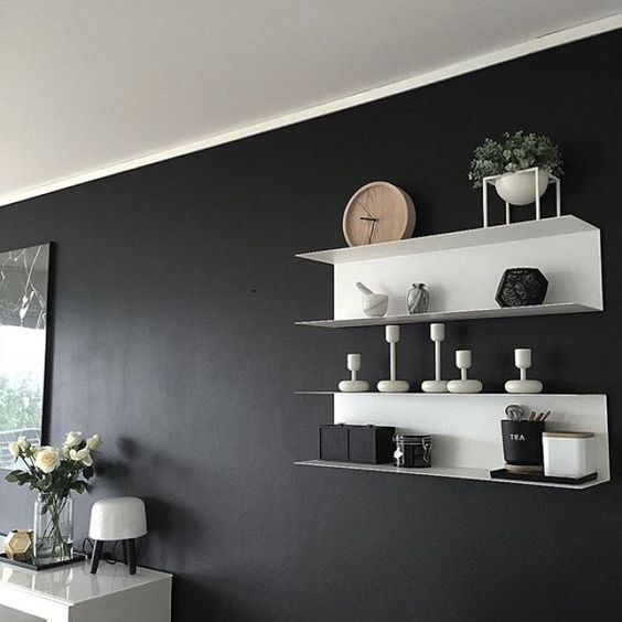 Ideas para decoracion en color negro decoracion de interiores fachadas para casas como - Ideas decoracion casa ...