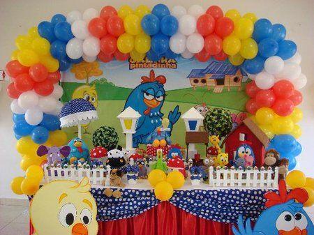 Ideas Fiesta De Gallina Pintadita Como Organizar La Casa