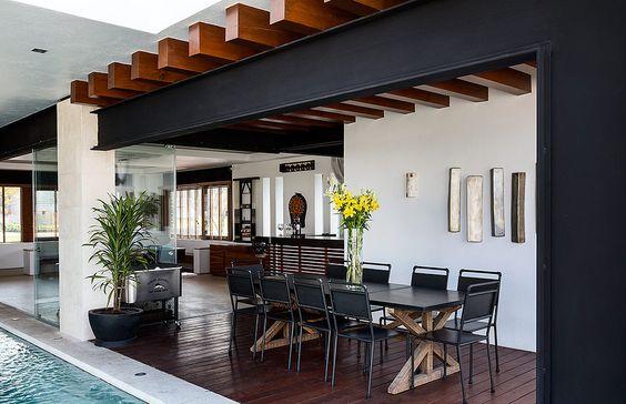 Dise o de pergolas planos y fotos de pergolas 2018 for Design moderno casa contemporanea con planimetria