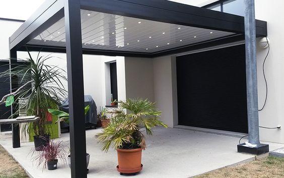 beautiful pergola de metal elegant pergola de chez stobag with pergola de with pergola petit prix. Black Bedroom Furniture Sets. Home Design Ideas