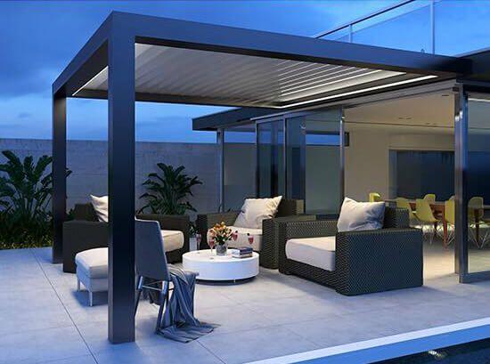 dise o de pergolas planos y fotos de pergolas 2018. Black Bedroom Furniture Sets. Home Design Ideas
