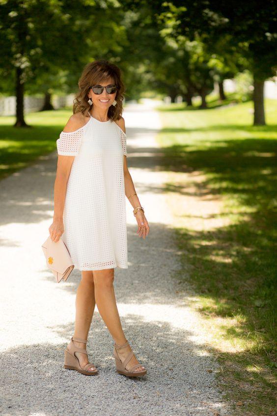 Vestidos Casuales Para Señoras De 40 Años Como Organizar