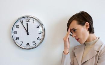 como organizar y administrar el tiempo
