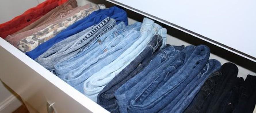 como organizar la ropa curso de organizacion de hogar