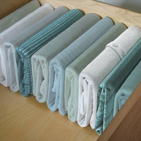 como organizar cajones de ropa 5 decoracion de
