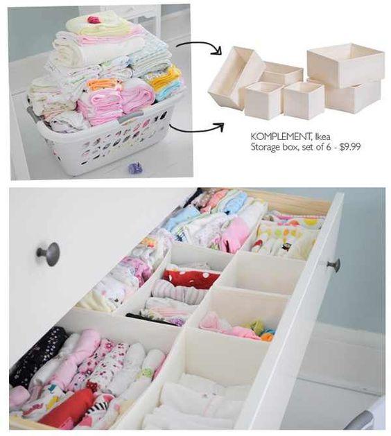 Como organizar cajones de ropa 9 decoracion de interiores fachadas para casas como organizar - Ikea organizadores cajones ...