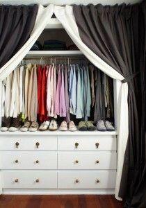 como organizar closet | Tips y Trucos que te ayudarán