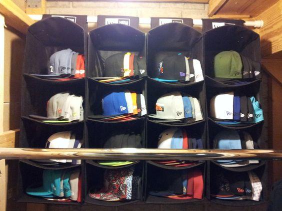 Como Organizar Gorras 4 Como Organizar La Casa
