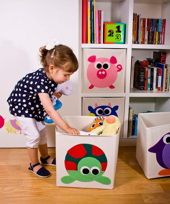 Como organizar los juguetes decoracion de interiores - Habitaciones de juguetes ...