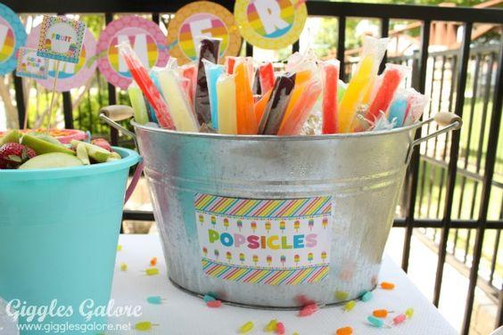 Como organizar una fiesta de albercas 9 decoracion de for Albercas para fiestas