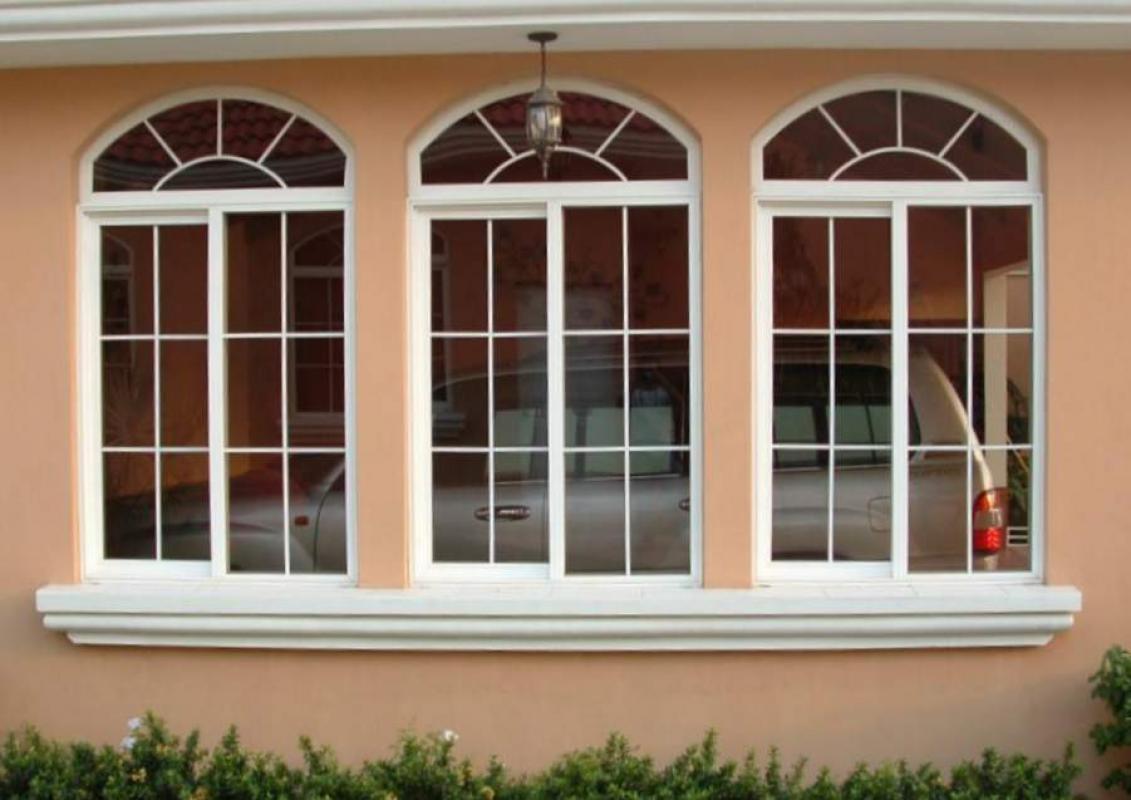 Como Organizar Ventanas Decoracion De Interiores Fachadas Para  ~ Ventanas De Seguridad Para Casas