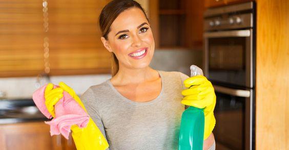 Como organizar y mantener limpia la casa decoracion de - Como mantener la casa limpia ...