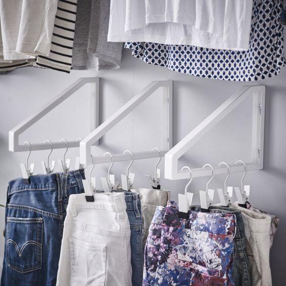 tips para organizar un closet