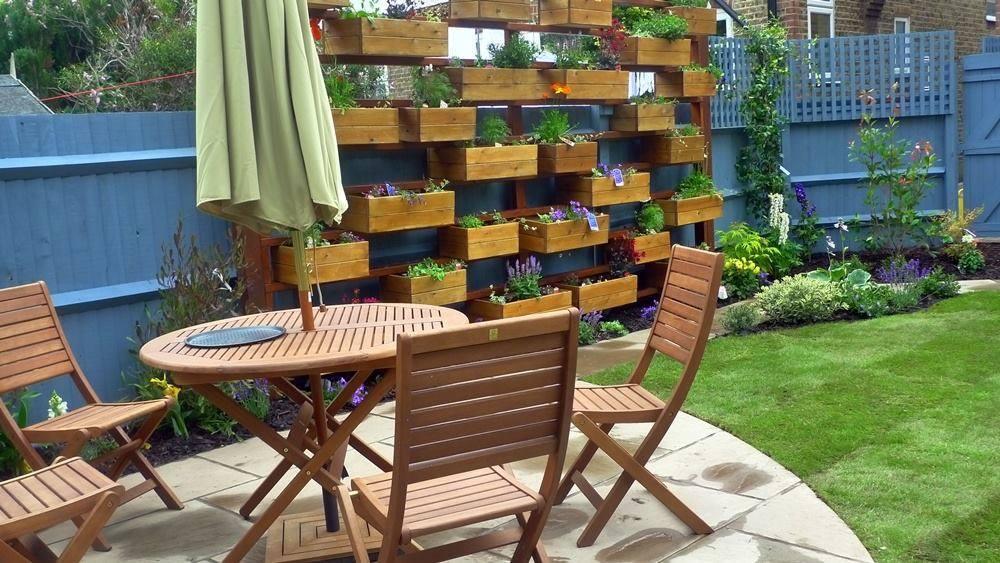 30 ideas para huertos caseros 9 decoracion de - Nebulizador casero para terraza ...