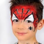 48 ideas de Pintacaritas para niños (27)