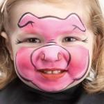 48 ideas de Pintacaritas para niños (7)