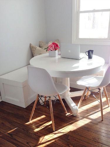Comedores esquineros (6) | Como Organizar la Casa | Fachadas ...