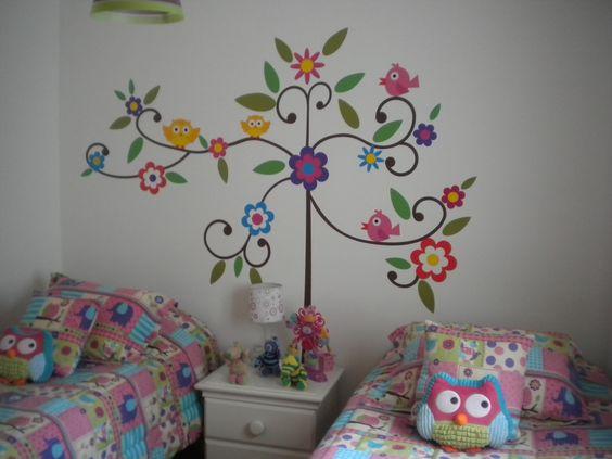 Decoracion con buhos para ni as 8 decoracion de for Decoracion de interiores para ninas