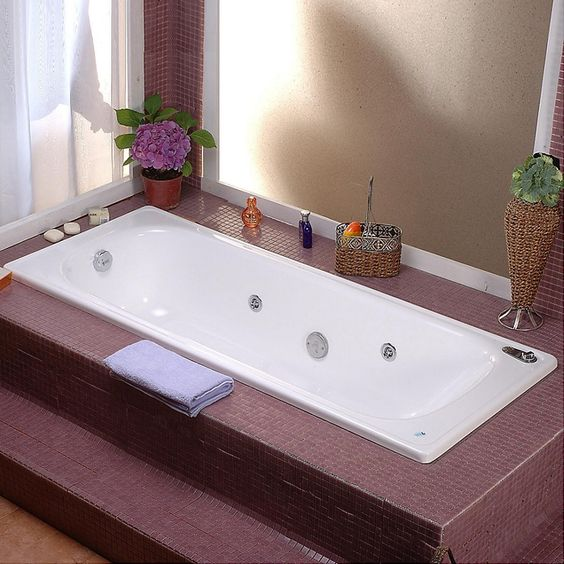 Decoracion Baños Tina:Decoracion de baño con tina (11)