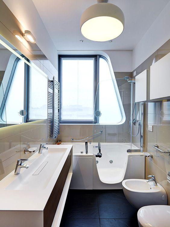 Decoracion baños tina ~ dikidu.com