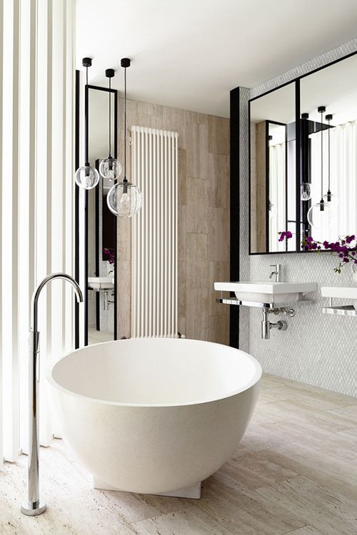 Decoracion Baño Con Tina:Kennedy Nolan Architects