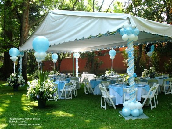Decoracion de baby shower para ni o 1 decoracion de for Decoracion casa shower