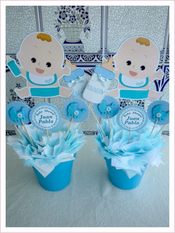 decoraciones de baby shower baby center