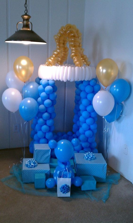 Decoracion de baby shower para ni o 5 decoracion de for Decoracion para baby shower en casa